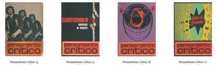 Pensamiento Crítico, la revista de la Revolución Cubana, ya puede consultarse en AméricaLee