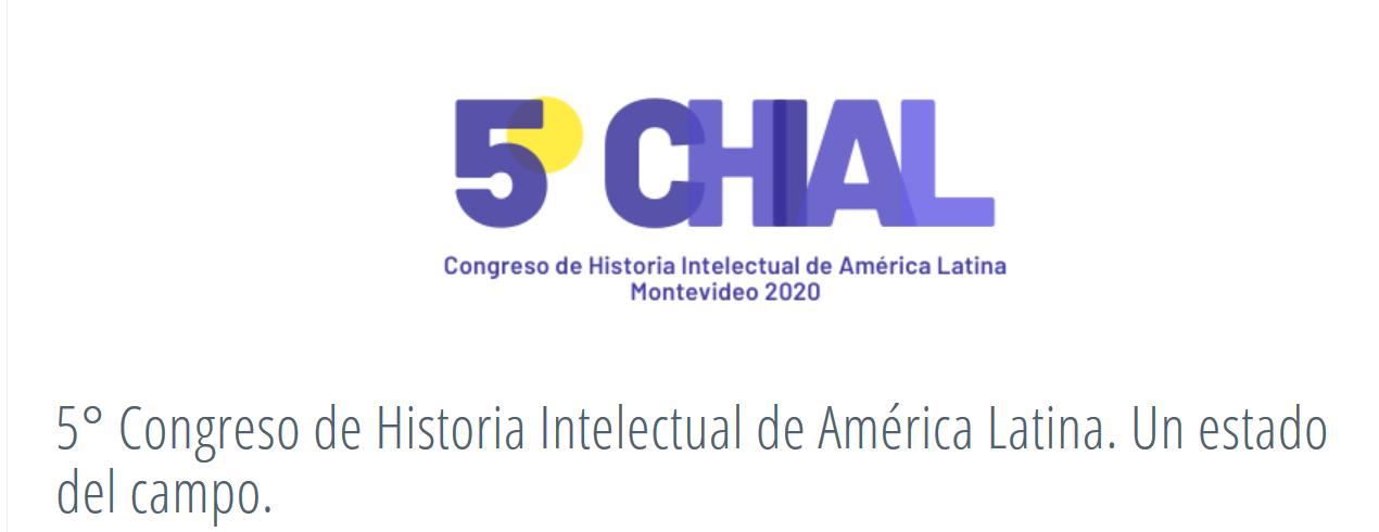 El CeDInCI participará del 5° Congreso de Historia Intelectual de América Latina