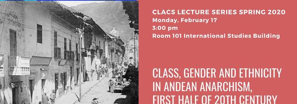 Ivanna Margarucci dará una charla en el Center for Latin American and Caribbean Studies